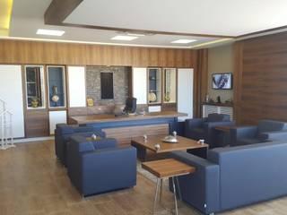 ORJİNAL MOBİLYA DEKORASYON – idari bina tasarımları:  tarz