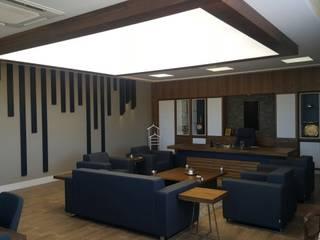 ORJİNAL MOBİLYA DEKORASYON – ofis tasarımları:  tarz Çalışma Odası
