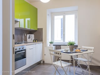 Anna Leone Architetto Home Stager Modern kitchen