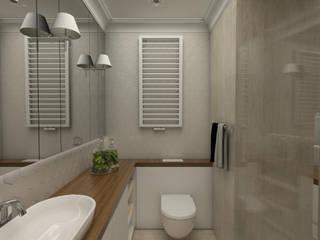: styl , w kategorii Łazienka zaprojektowany przez emc|partners