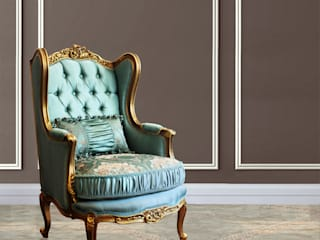 ISABELLA Louis XV : classic  by REGAL SOFAS AND INTERIORS, Classic