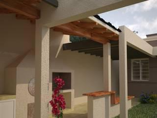 Estudio Barrios Astuto Taman Modern