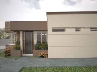 Casas estilo moderno: ideas, arquitectura e imágenes de Estudio Barrios Astuto Moderno