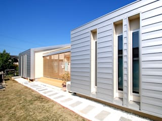 Modern Houses by Ju Design 建築設計室 Modern