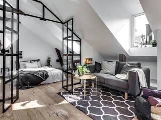 Design for Love Salones de estilo escandinavo