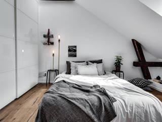 Design for Love Scandinavian style bedroom
