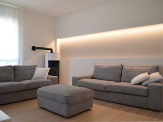 Гостиная в стиле минимализм от Giacomo Accordi Минимализм