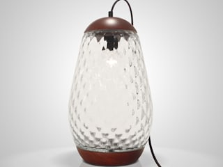JAR medium table lamp:   por PURA MESTRIA