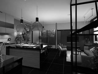 Casas de estilo rústico de Interiorista Teresa Avila Rústico