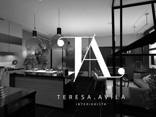 من Interiorista Teresa Avila ريفي