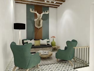 Hotel Boutique Modern Houses by Interiorista Teresa Avila Modern