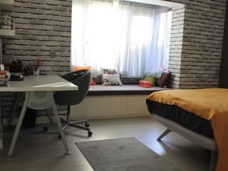 ERNO Mobilya & Dekorasyon – Sedirli Genç Yatak Odası:  tarz