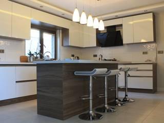 ERNO Mobilya & Dekorasyon – Ada Mutfak:  tarz