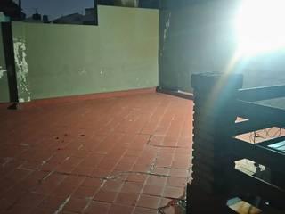 Reforma Terraza Barrio Naon:  de estilo  por C+J