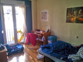 Chambre de style  par iProperty Design - Home Staging & Soluciones inmobiliarias