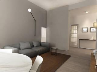 Casa Matilde Soggiorno moderno di Euga Design Studio Moderno