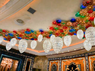 Luxury Hotel | The Reverie Saigon | Ho Chi Minh, Vietnam Hotel in stile eclettico di VGnewtrend Eclettico