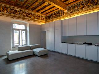 studio di architettura DISEGNO:  tarz Oturma Odası