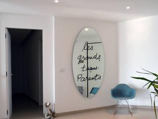 Коридор, прихожая и лестница в стиле минимализм от Giacomo Accordi Минимализм