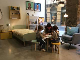 Dormitorio juvenil:  de estilo  de La Post Street