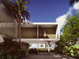 Casona Barlovento. Casas modernas de Pertopia Moderno