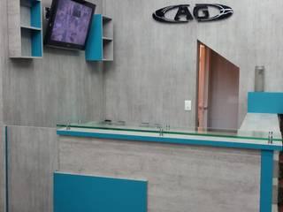 :  de estilo  por Proyectar Diseño Interior