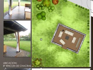 Espacio de esparcimiento Jardines clásicos de Hornero Arquitectura y Diseño Clásico