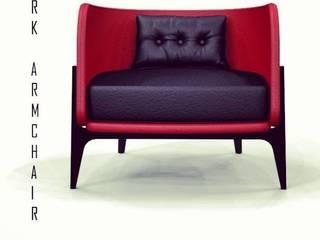 Ark Armchair di Giovanni Cardinale Designer Moderno