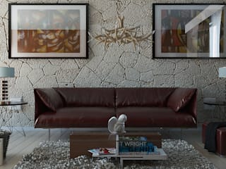 Recent designs :  Living room by Linken Designs ,