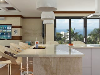 Recent designs :  Built-in kitchens by Linken Designs ,
