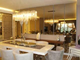ERNO Mobilya & Dekorasyon – Yemek Odası Yaşam Alanı:  tarz