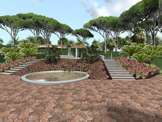 Garden Designer Vivai Toffoli Giardino moderno