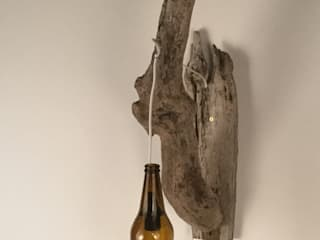 Meister Lampe Living roomLighting Glass Brown