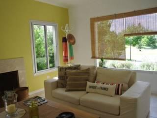 ARQUITECTA MORIELLO Living room
