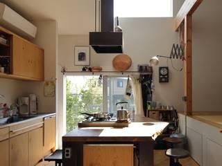 高槻の家 モダンな キッチン の 藤原・室 建築設計事務所 モダン
