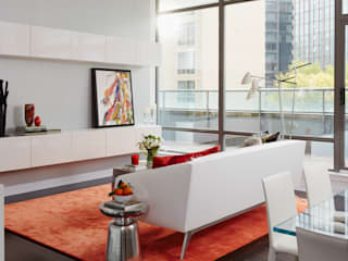 modern Living room by Douglas Design Studio