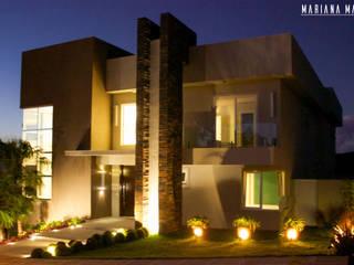 Residencia MG Casas modernas por RBD Arquitetura Ltda Moderno