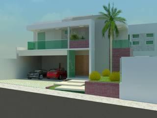 Projeto #150:   por Ilton Resende Arquitetura,Moderno
