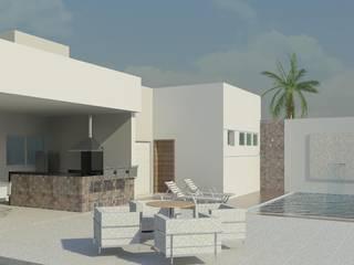 Projeto #151:   por Ilton Resende Arquitetura,Moderno
