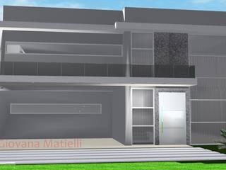 Residencia Condomínio Sunlake:   por Arquitetura e Designer Giovana Matielli