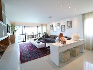 moderne Wohnzimmer von Camila Araújo Arquitetura e Interiores