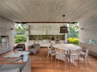 DMS Arquitectas Modern home