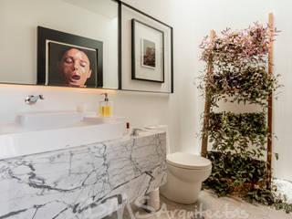 DMS Arquitectas Modern style bathrooms