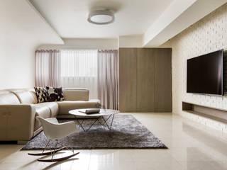 Modern Living Room by kimico.liu Modern