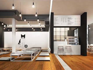 RENOVATE l CAT CAFE' :   by  สถา ณ - SaTa Na