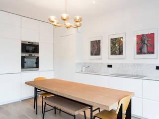 Minimalistische Küchen von Mon Concept Habitation Minimalistisch