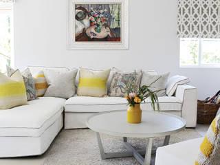 Ausgefallene Wohnzimmer von Natalie Bulwer Interiors Ausgefallen