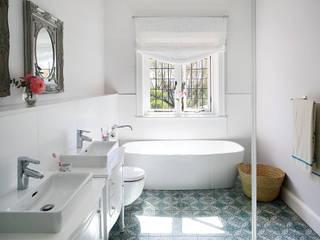 Bathroom :  Bathroom by Natalie Bulwer Interiors