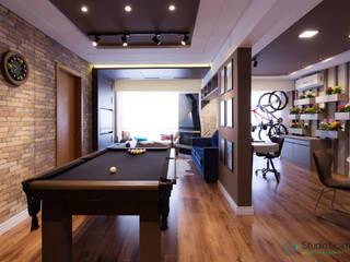 Studio Grammés • Arquitetura Вітальня