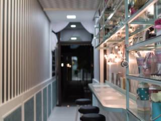 Café com Bossa - Passo Fundo|RS Studio Grammés • Arquitetura Espaços gastronômicos modernos